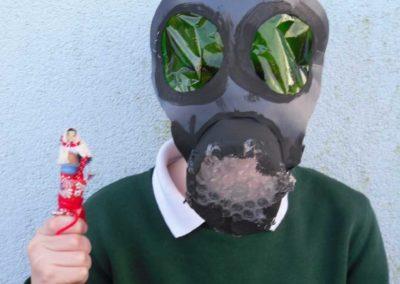Edward's Gas Mask