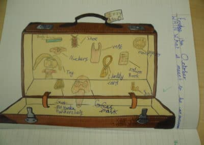 What's in Isabella's Suitcase?