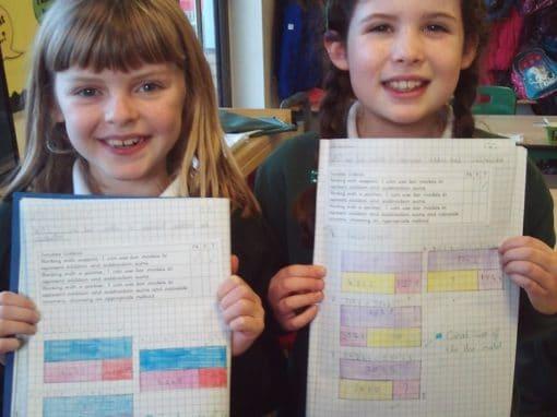 Confident Mathematicians in Class 9