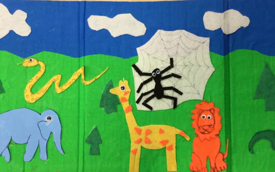 'Roar-some' Rainforest Homework