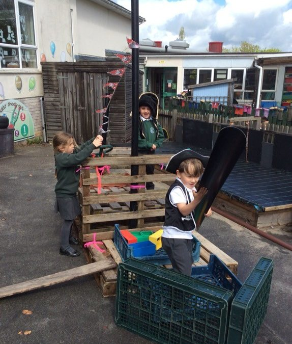 Pirate Adventures for EYFS