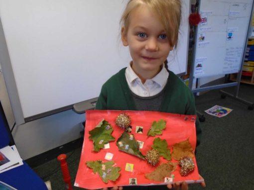 Annabelle's Amazing homework!