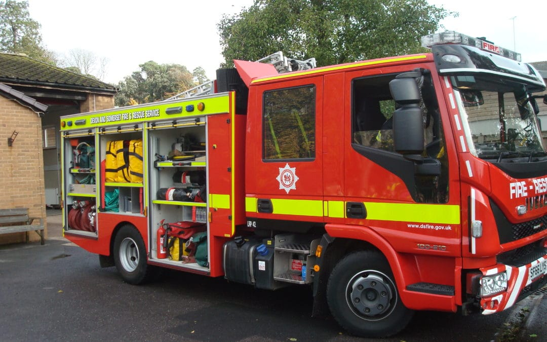 Ottery Fire Station