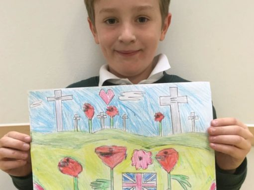 Proud Poppy Art