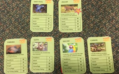 Terrific Top Trumps