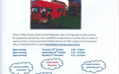 Open Evening and Mornings